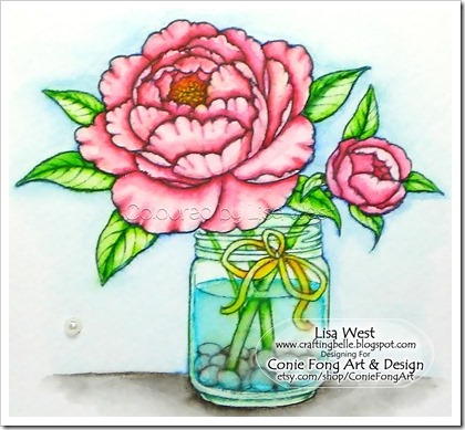 Peonies in a Jar (4)