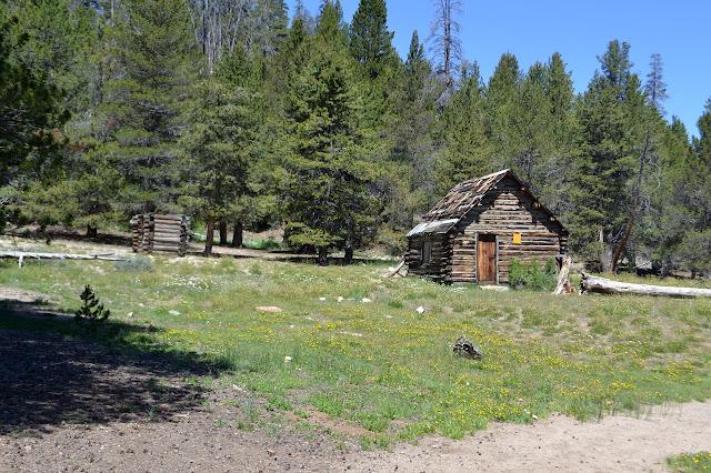 cabin at Casa Vieja Meadows
