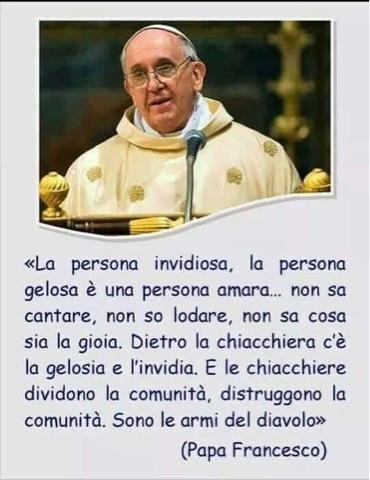 Famoso Medjugorje chiama!: Buonanotte, con le parole di Papa Francesco. CQ65