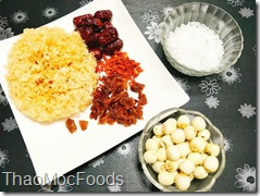 Chè nấm tuyết hạt sen (1)
