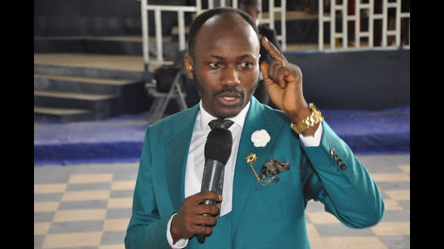 """You Have No Right To Attack A Pastor On Church Issue"" – Apostle Suleman Slams Daddy Freeze Over Tithing Controversy"
