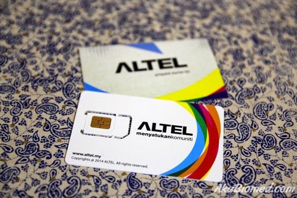 Altel 4G prepaid