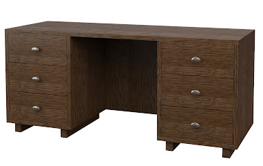Aurora Executive Desk