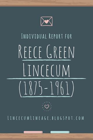 Individual Report - RGLincecum