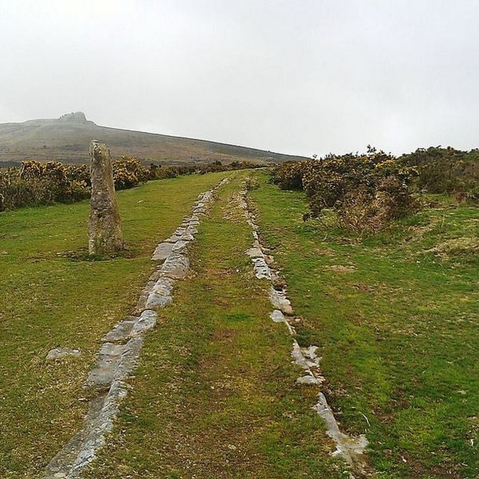 The Haytor Granite Tramway