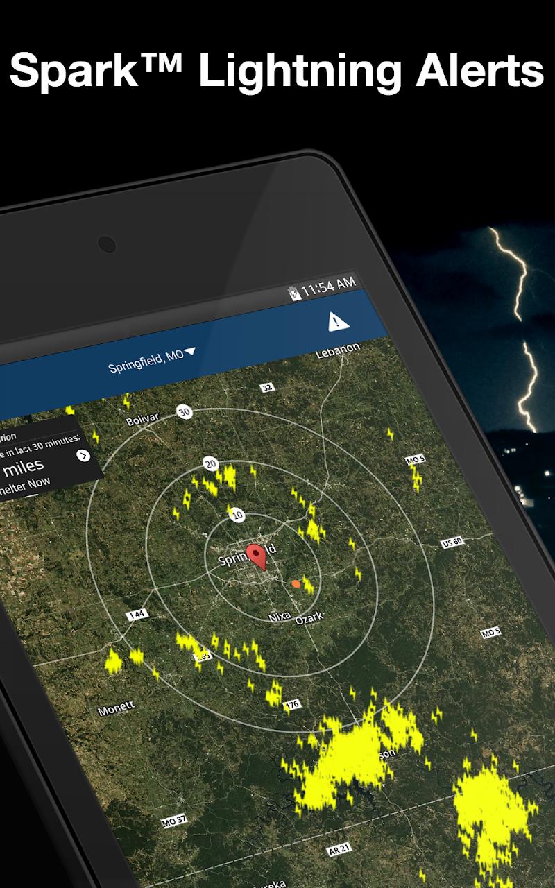 Weather by WeatherBug Screenshot 14