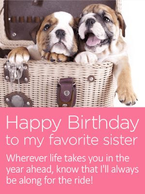 happy birthday wishes inspirational birthday message for sister