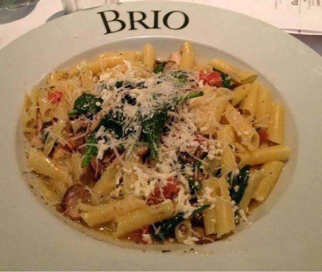 Alexis's Gluten Free Adventures: Brio Tuscan Grille ...