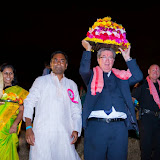 Bathukamma & Dasara Celebrations 2014 - Kencooley%2Band%2Bpolice%2BChief.jpg