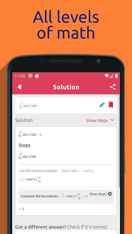 Symbolab - Math solver  poster 0