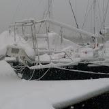 Winter in Port Napoleon
