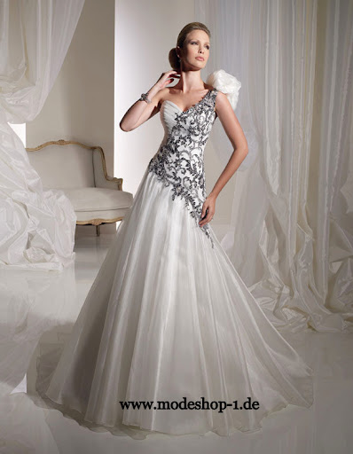 Braut Mode Brautkleid Dodoma34 Arm Abendkleid 2012 Lang