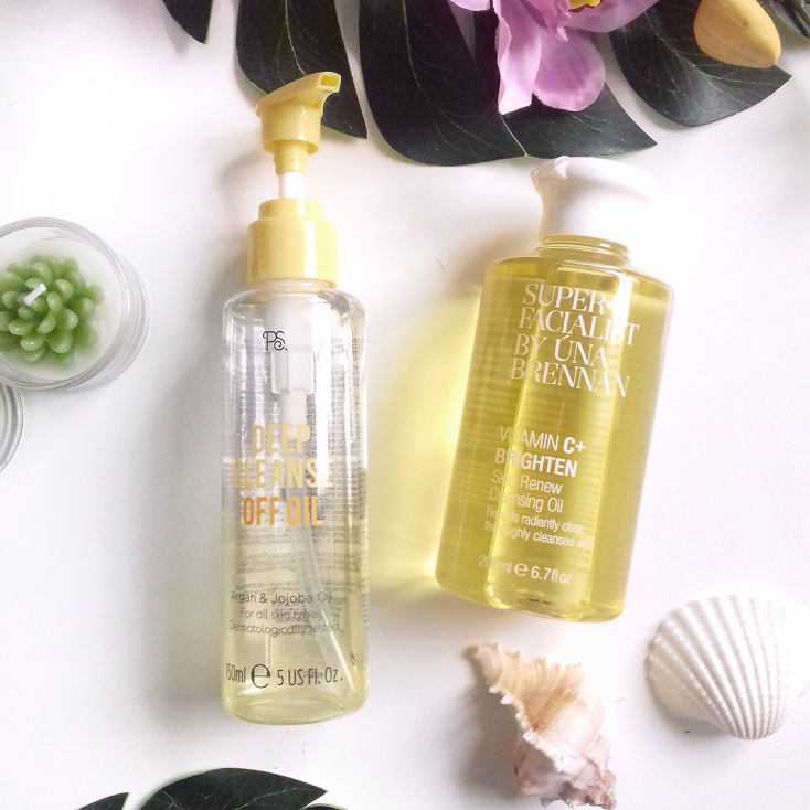 2 great affordable cleansing oils