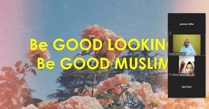 Be Good Looking, Be Good Muslim