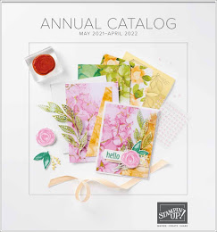 2021 - 2022 Stampin' Up!® Annual Catalog