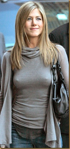 Jennifer Anniston nipples