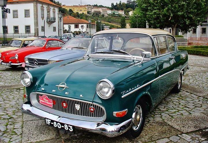 Rali de Portugal Histórico passou pelo Douro - Televisão do Douro