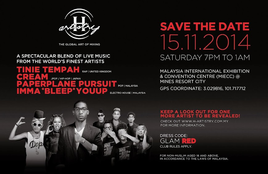 H-Artistry The Global Art of Mixing 2014