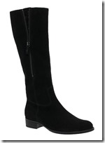 Gabor Block Heel Knee High Boot