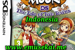 ROM/Game Harvest Moon: The Tale Of Two Towns Versi Bahasa Indonesia