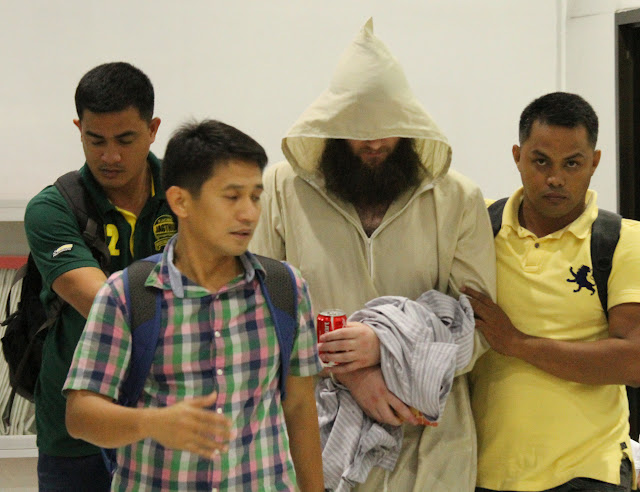 Jihadist caught in Cebu