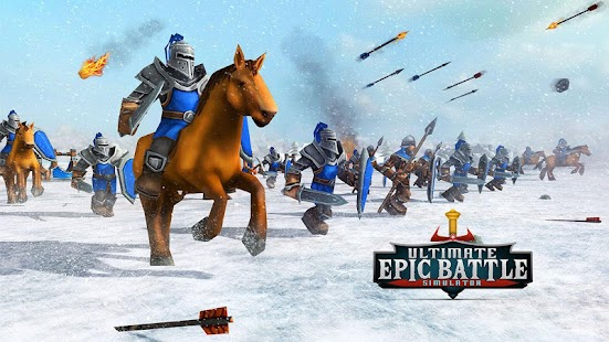Ultimate Epic Battle War Fantasy Game- screenshot thumbnail