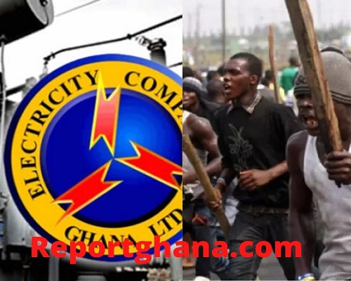 Kasoa Will Never See Light Again' – ECG Threatens After Residents Stole Their Ladder
