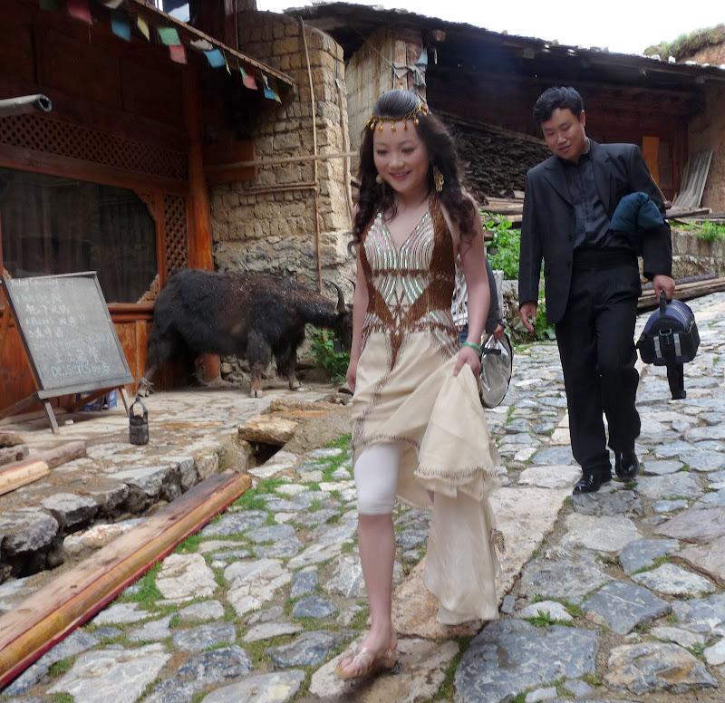 Chine . Yunnan.Shangri la, Kunming, - P1260385.JPG