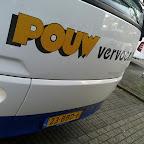 NIEUW: De VDL futura classic van Pouw vervoer bus 34 ( let op het kenteken )