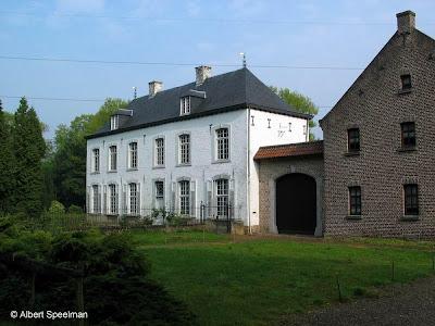 Maaseik, kasteel Nieuwenhof