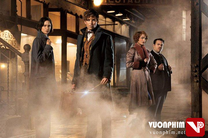 9 nhân vật chủ chốt trong 'Fantastic Beasts and Where to Find Them'