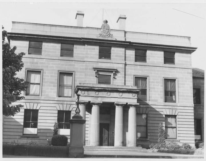 The Treasury, Murray St, Hobart, Tasmania