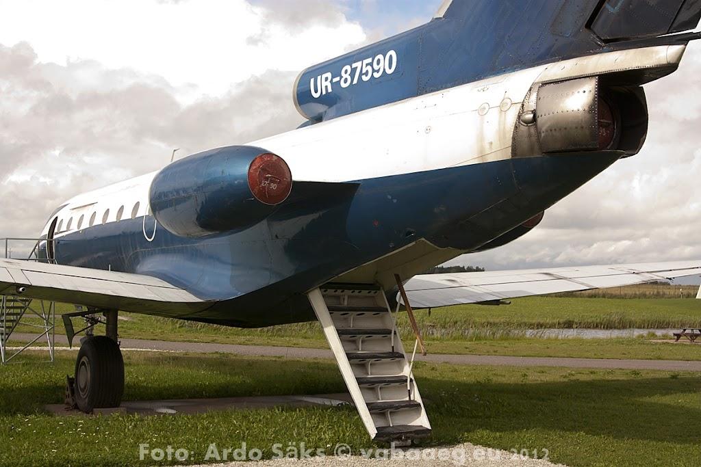 23.08.12 Eesti Lennundusmuuseumi eksponaadid 2012 - AS20120823LENNUK_080V.JPG