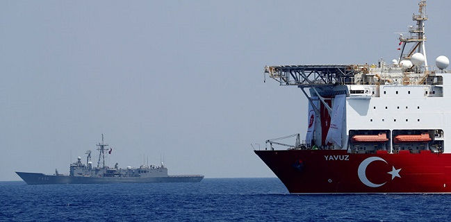 Turki Latihan Menembak Di Mediterania Timur, Yunani: Ini Casus Belli!