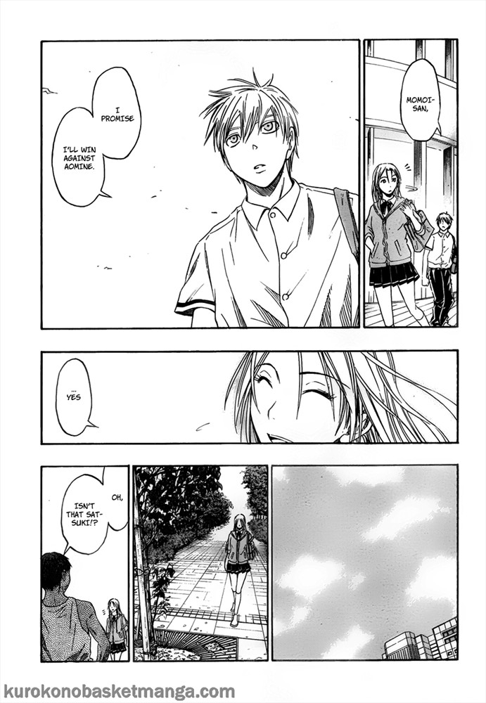 Kuroko no Basket Manga Chapter 39 - Image 19