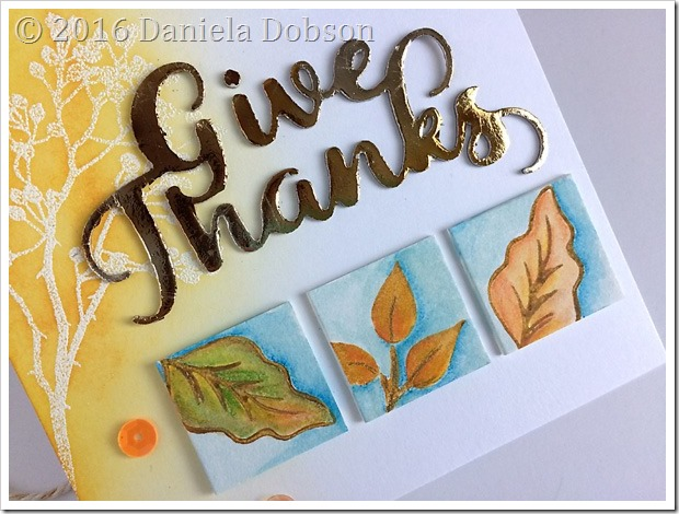Give thanks close 2 by Daniela Dobson