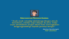 Puisi Hardiknas Desvian Bandarsyah