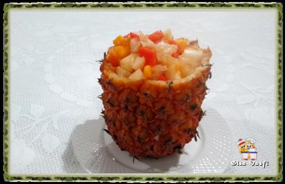 Salada de frutas a