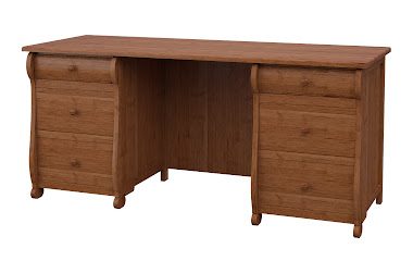 Classical Executive Desk