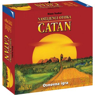 Igrali smo: Catan