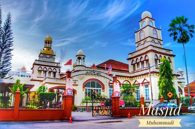 4 Masjid Cantik Di Sekitar Kota Bharu Bagi Mengaut Pahala 10 Malam Terakhir Ramadhan