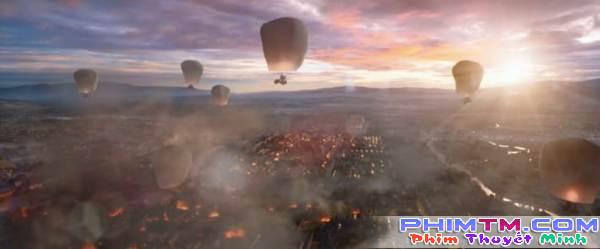 Những lý do không thể bó qua của siêu phẩm hành động The Great Wall - Ảnh 3.