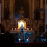 požehnanie so Sviatosťou Oltárnou