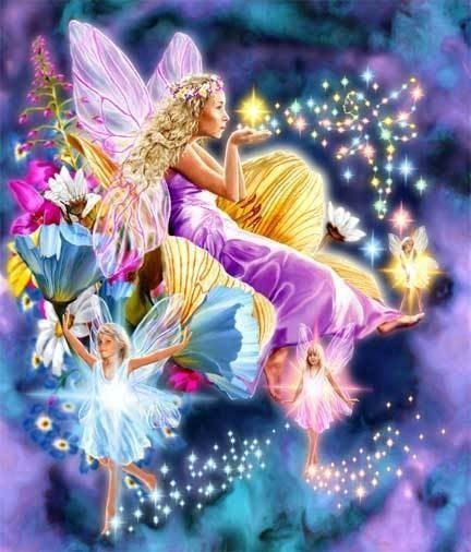 Fairies, Fairies Girls