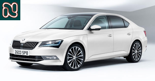 All-New SuperB Skoda