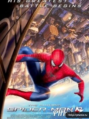 Phim Người nhện siêu đẳng 2 - The Amazing Spider-Man 2: Rise of Electro (2014)