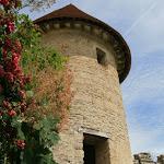La tour saint-Nicolas XIVe