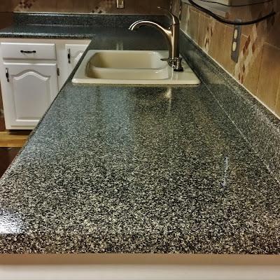 Countertop Refinishing, Kitchen Resurfacing 6