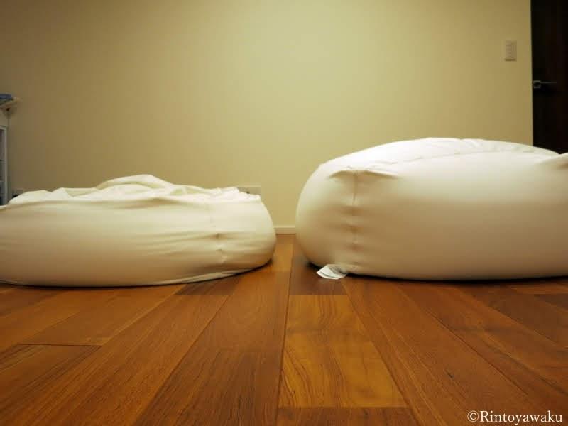 無印良品-からだにフィットするソファの比較写真-3