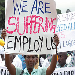 Four Million Nigerians Became Jobless In 2017 - National Bureau Of Statistics